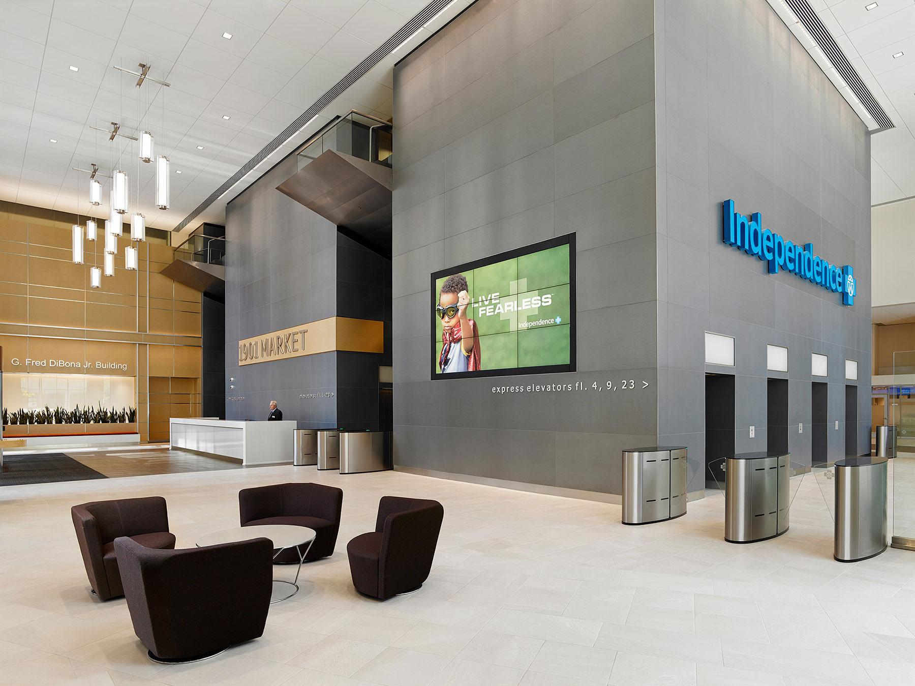 Independence Blue Cross Headquarters | BEAM | Illuminating Architecture